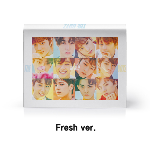 THE BOYZ - Mini Album [The First - fresh ver.]
