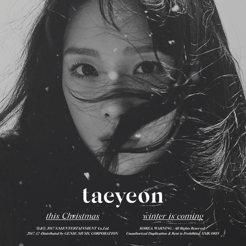 TAEYEON - Winter Album [This Christmas & Winter is Coming]