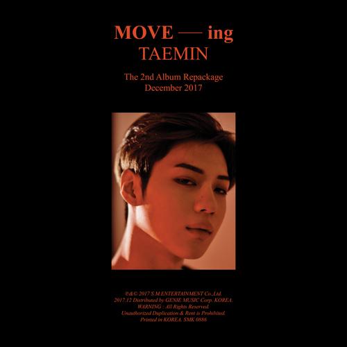 Taemin (TAEMIN) - Regular 2th Repackage [MOVE-ing]