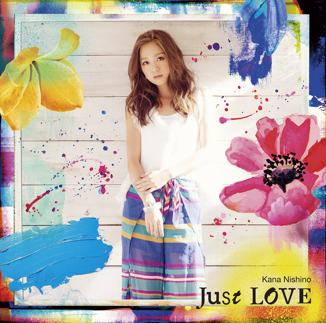 Kana Nishino (니시노 카나) - 정규 6집 [Just LOVE]