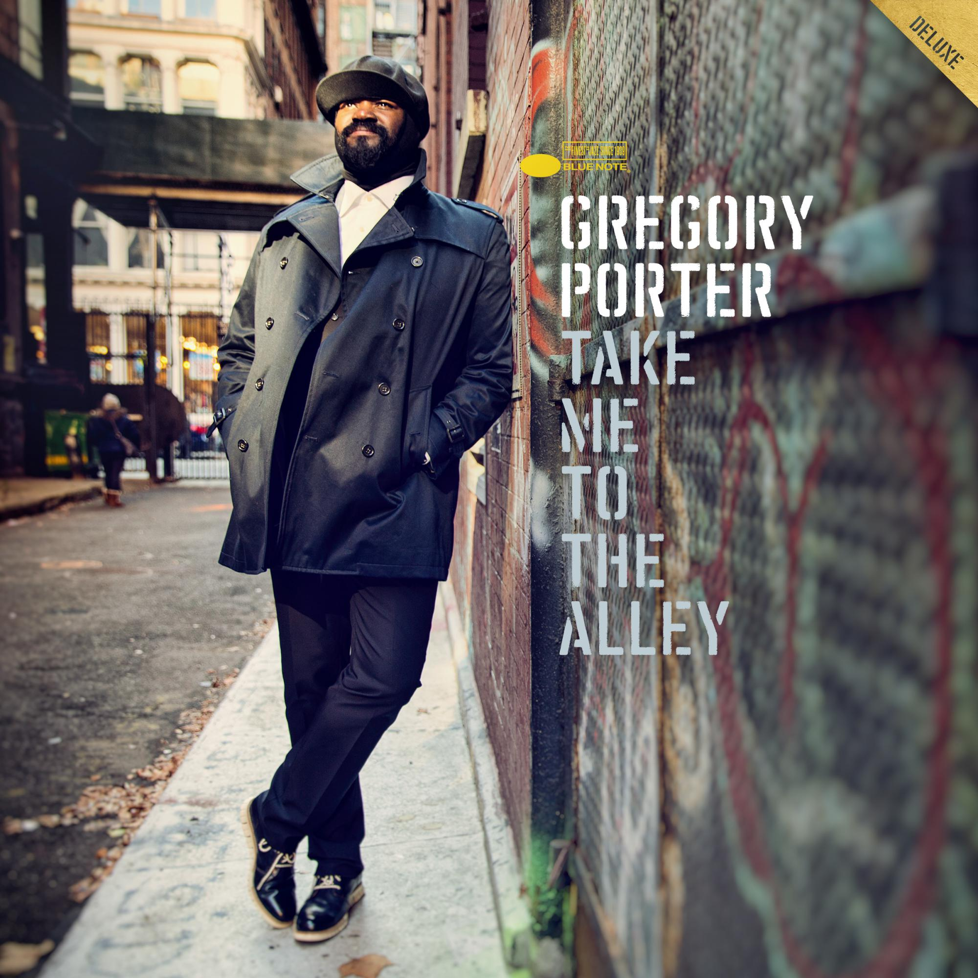 GREGORY PORTER (그레고리 포터) - [Take Me To The Alley]  (Deluxe / CD+DVD)