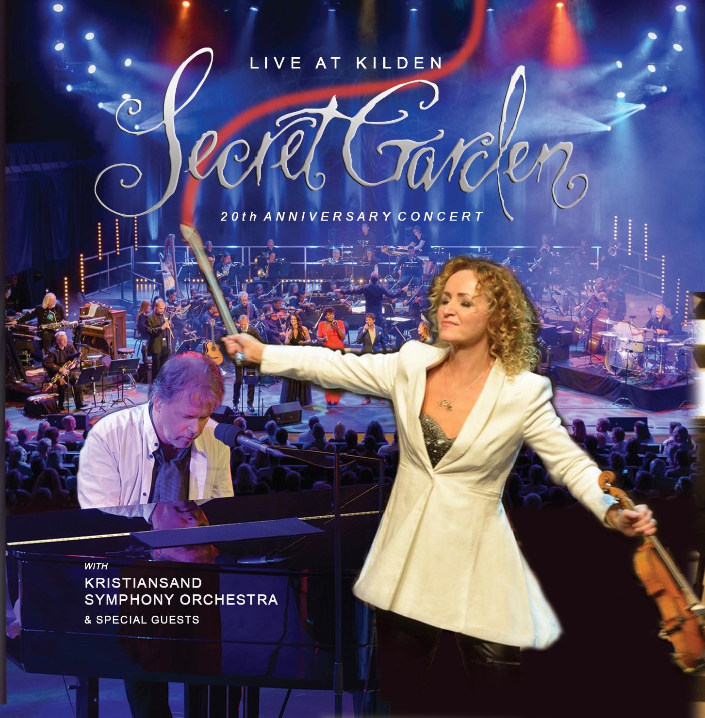 Secret Garden (시크릿 가든) - LIVE AT KILDEN (20th Anniversary Concert)