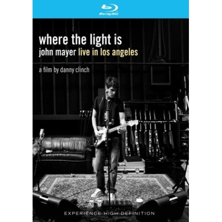 JOHN MAYER - WHERE THE LIGHT IS [LIVE IN LOS ANGELES]
