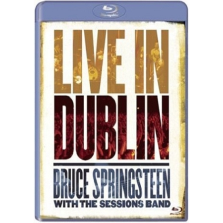BRUCE SPRINGSTEEN WITH THE SESSIONS BAND - LIVE IN DUBLIN (1 DISC)