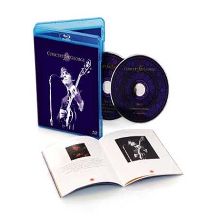 CONCERT FOR GEORGE (2 DISC)