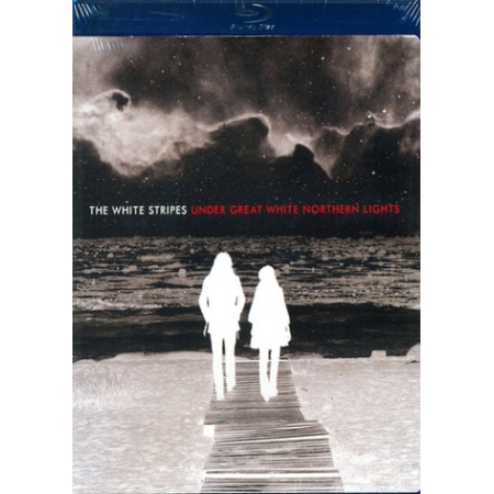 WHITE STRIPES - UNDER GREAT WHITE NORTHERN LIGHTS (1 DISC)