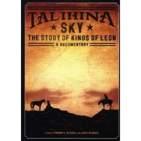 킹스 오브 리온 - TALIHINA SKY : THE STORY OF KIINGS OF LEON (1 DISC)