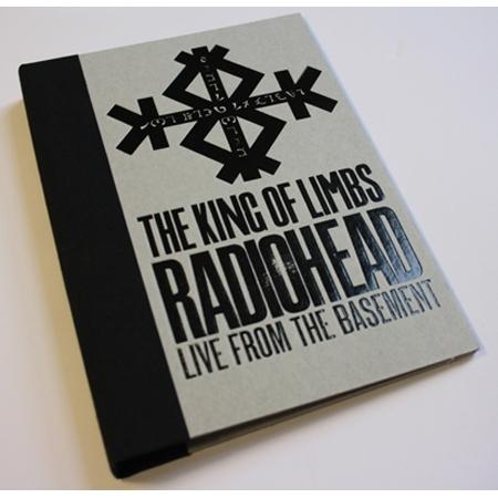 라디오헤드 - 킹 오브 림스 : 라이브 프롬 베이스먼트 (1 DISC)