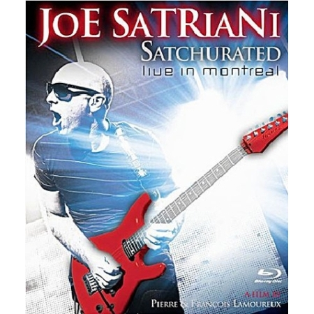 JOE SATRIANI - SATCHURATED : LIVE IN MONTREAL (1 DISC)