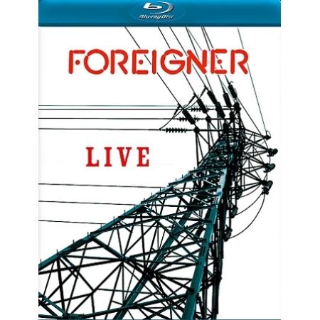 FOREIGNER - LIVE (1 DISC)