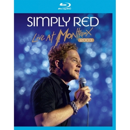 SIMPLY RED - LIVE AT MONTREUX 2003 (1 DISC)
