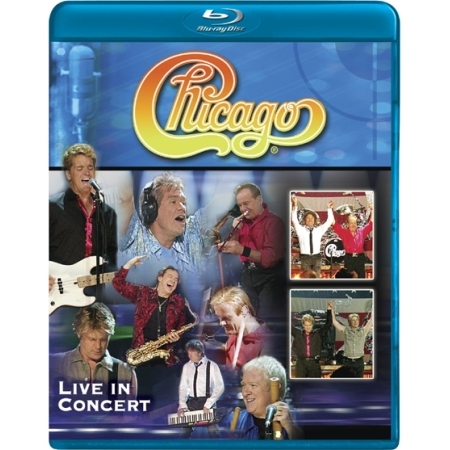 CHICAGO - LIVE IN CONCERT (1 DISC)