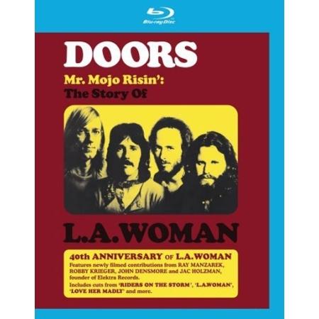 DOORS - MR. MOJO RISIN' : THE STORY OF L.A. WOMAN (1 DISC)