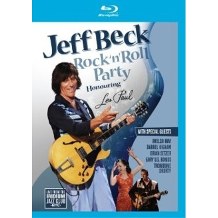 JEFF BECK - ROCK 'N' ROLL PARTY (1 DISC)
