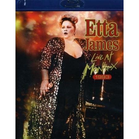 ETTA JAMES - LIVE AT MONTREUX 1975-1993 (1 DISC)
