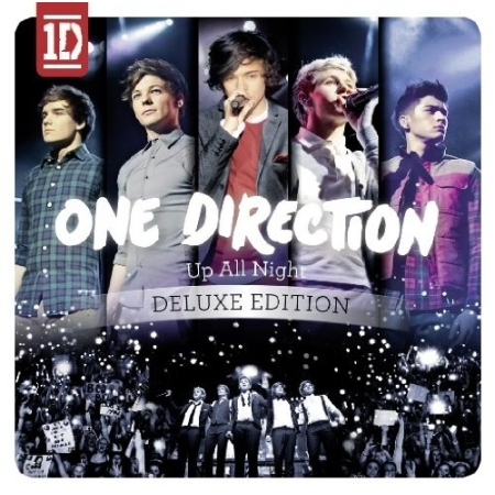 ONE DIRECTION - UP ALL NIGHT : THE LIVE TOUR (1 DISC)