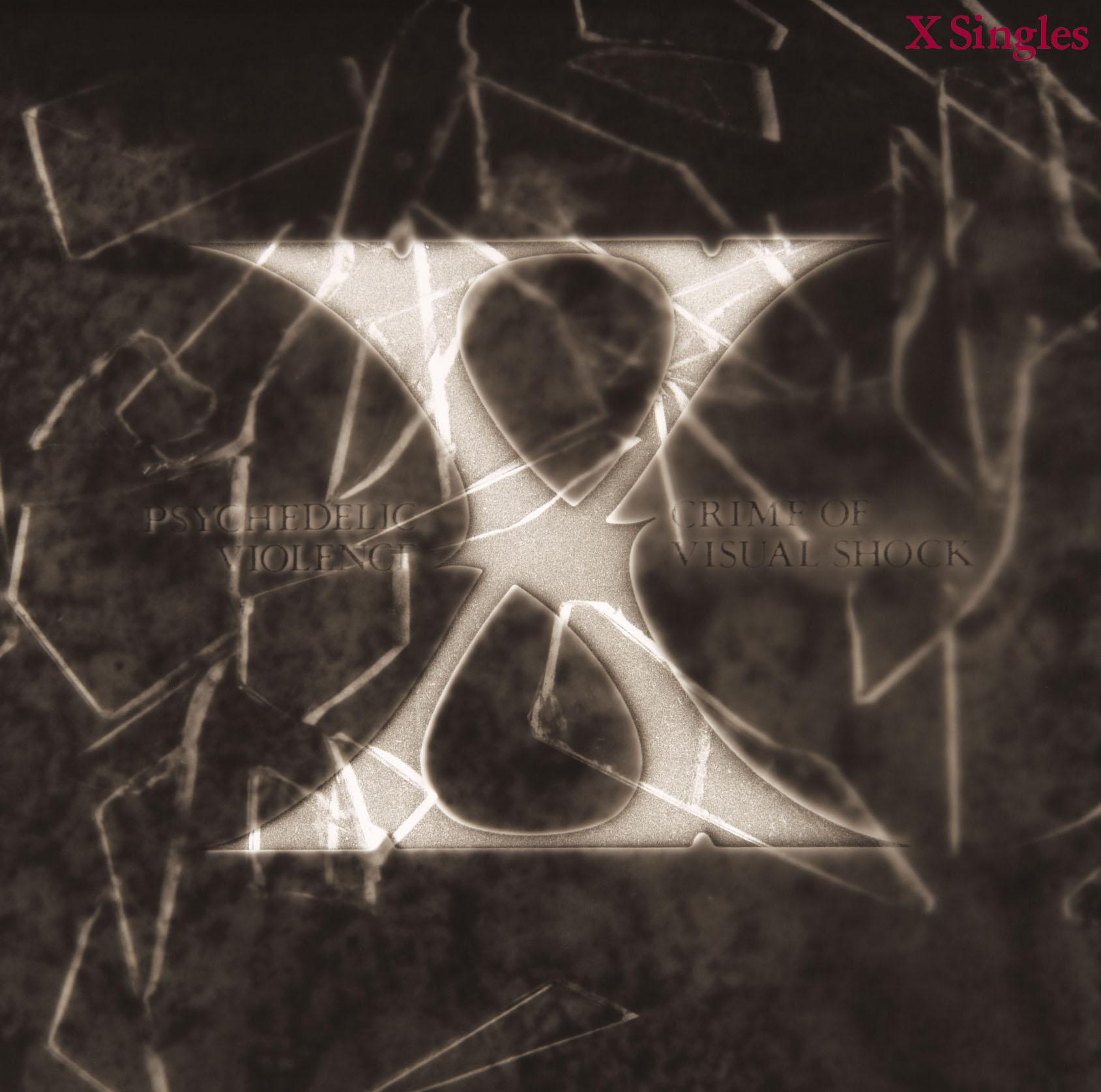 X-Japan (엑스재팬) - [X Singles]