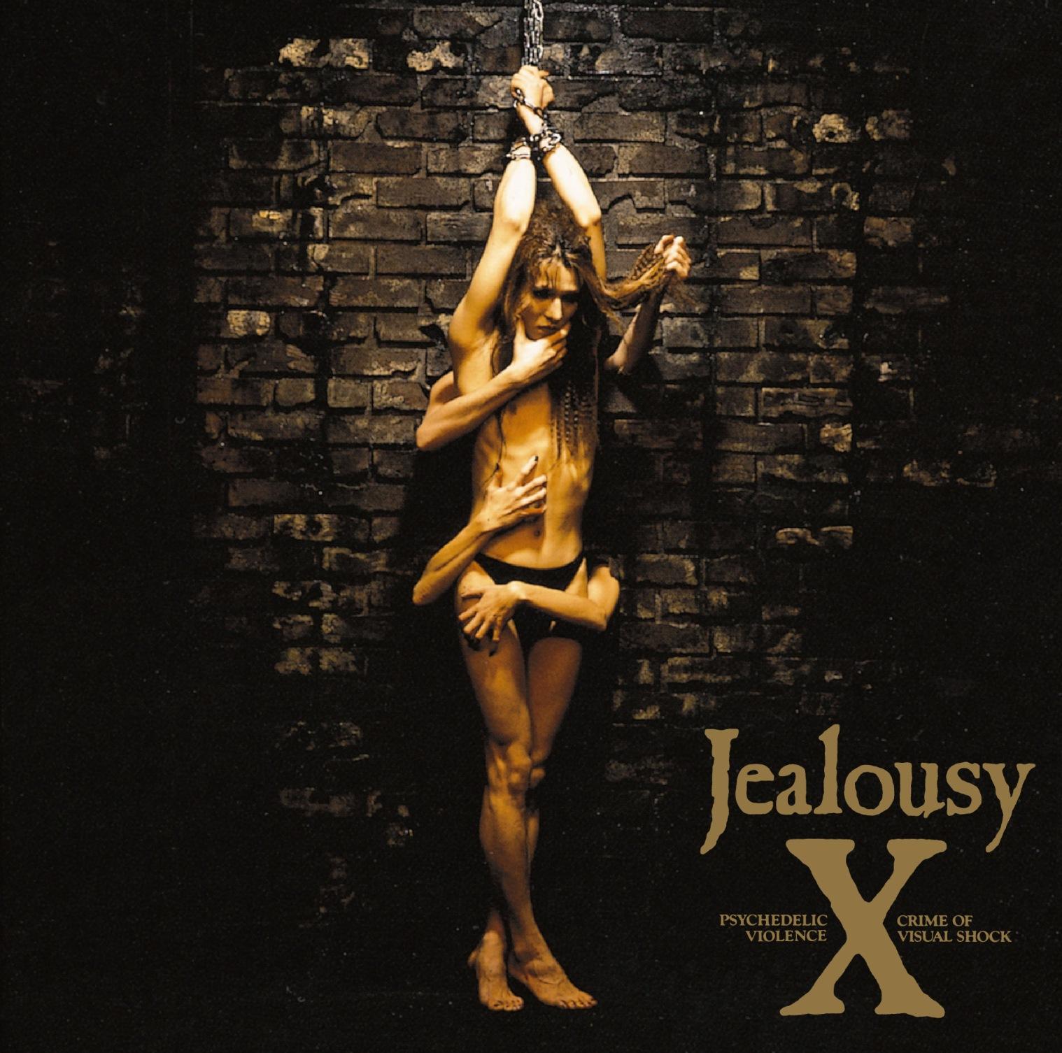 X-Japan (엑스재팬) - [Jealousy] (2016 리마스터)