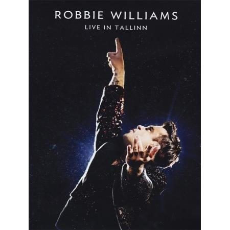 로비 윌리암스 - 라이브 인 탈린 (1 DISC)