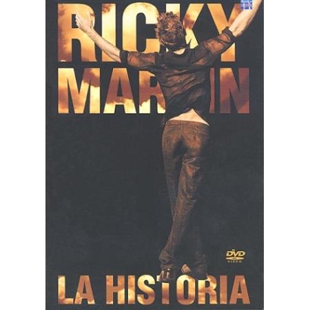 리키 마틴 - 라 히스토리아 (1 DISC)