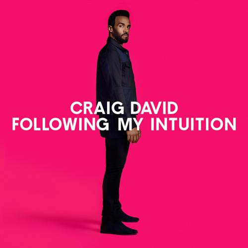 Craig David (크랙 데이빗) - 6집 [Following My Intuition - Deluxe Edition (딜럭스)]