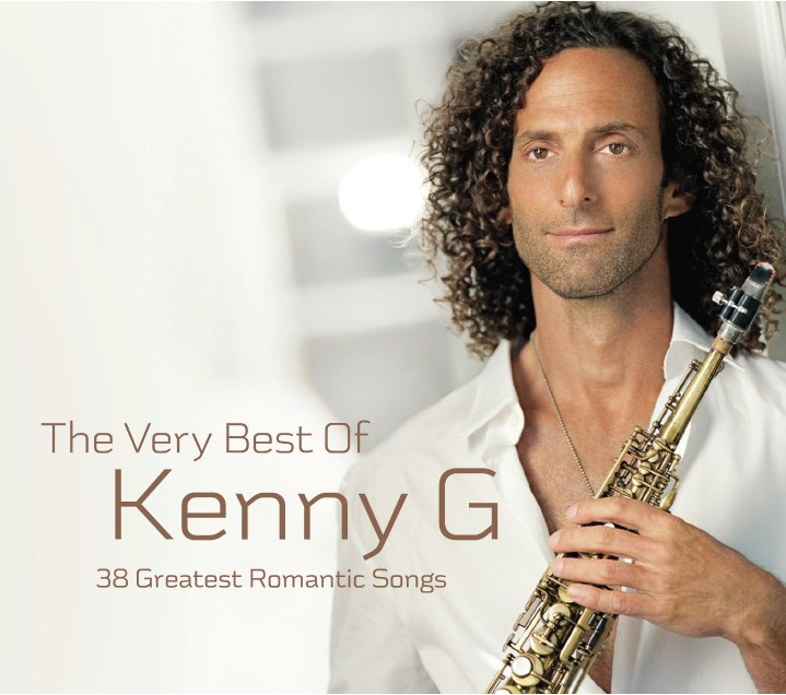 KENNY G (케니 지)- THE VERY BEST OF KENNY G : 38 GREATEST ROMANTIC SONGS <2 FOR 1>