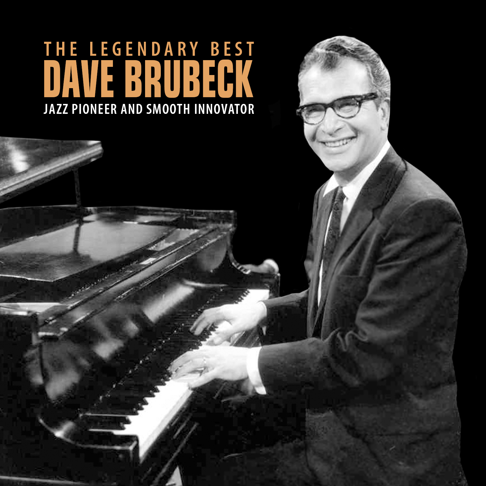 DAVE BRUBECK(데이브 브루벡) - THE LEGENDARY BEST : JAZZ PIONEER AND SMOOTH INNOVATOR (3CD,리마스터링)