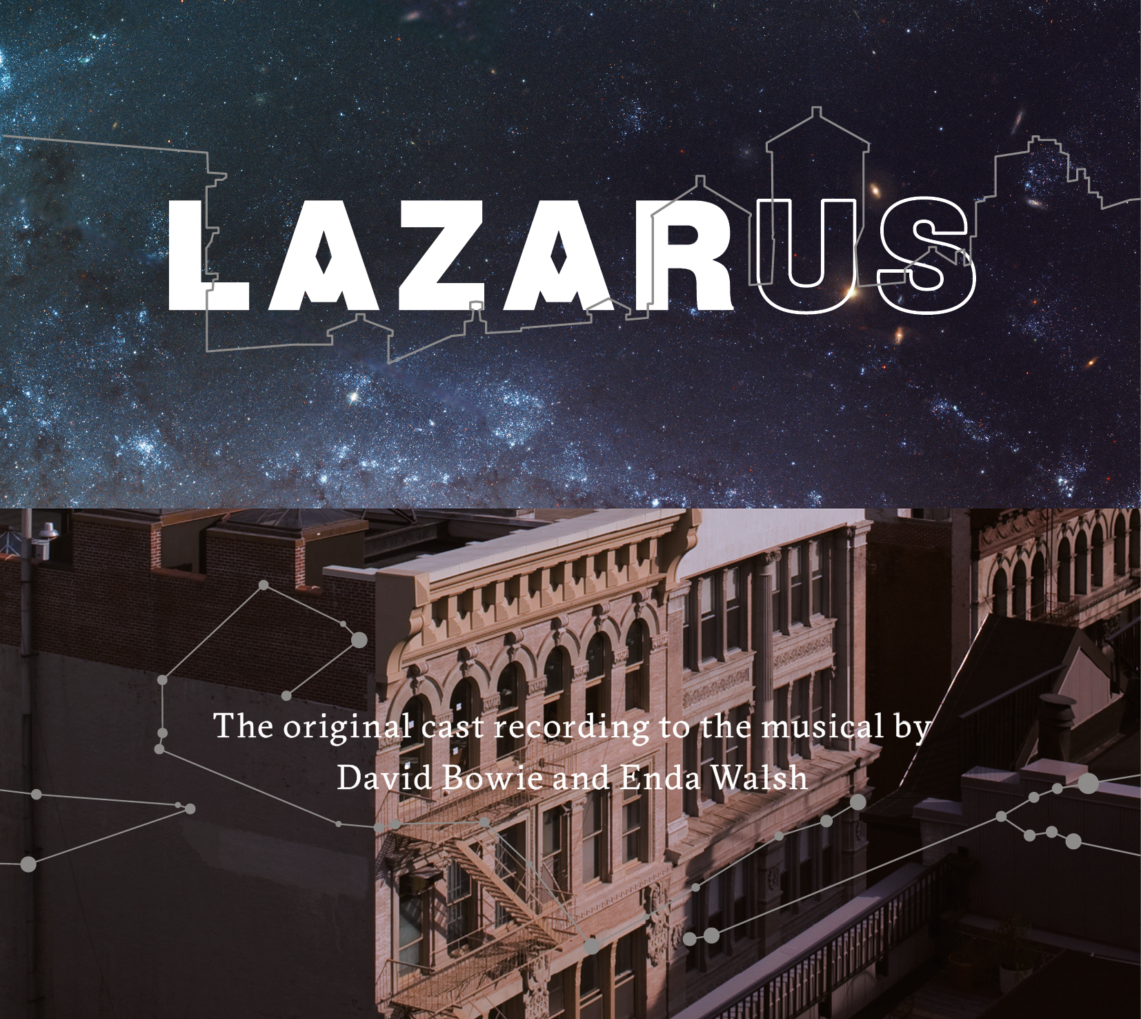 DAVID BOWIE - LAZARUS (ORIGINAL CAST RECORDING) [2CD DIGIPACK]