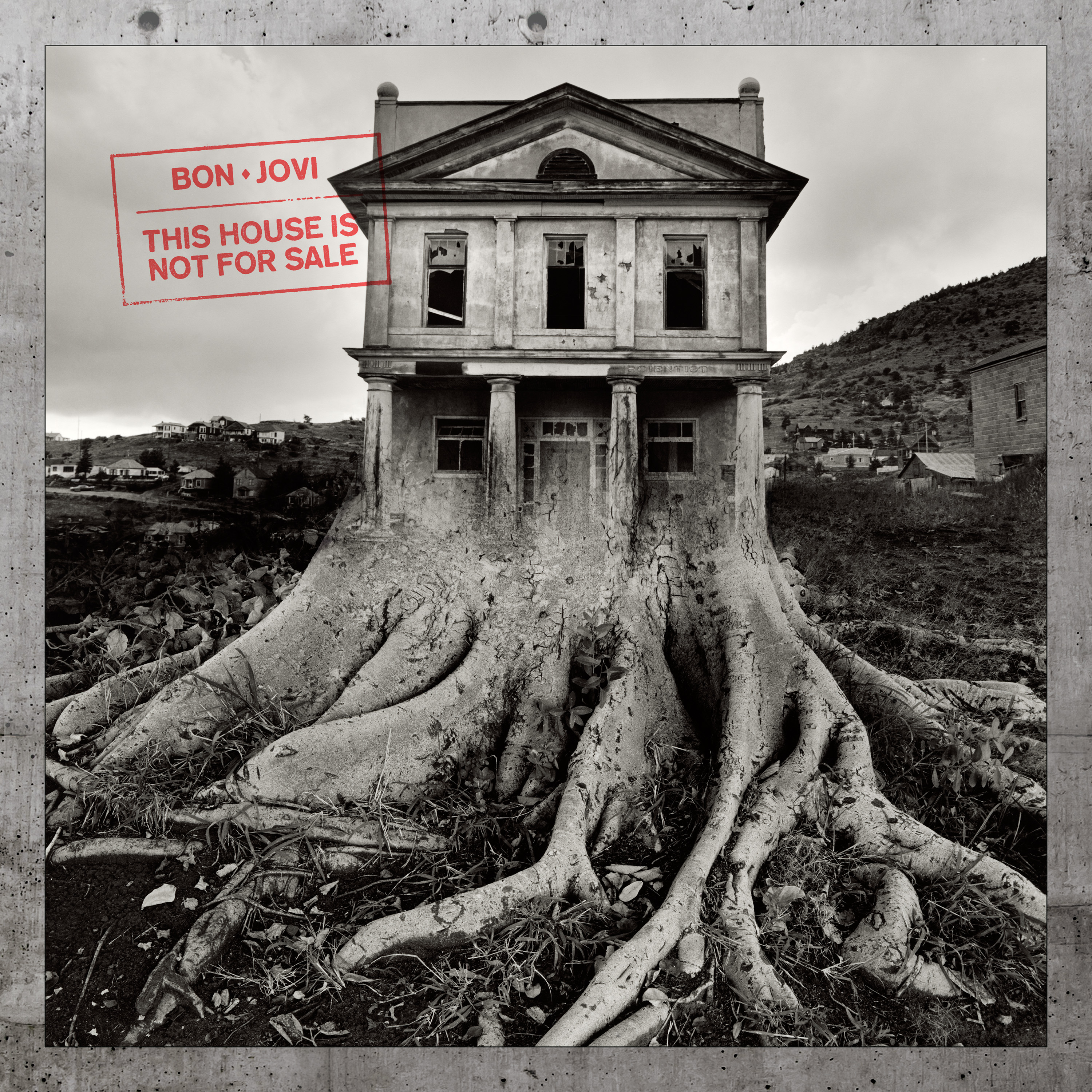 BON JOVI(본 조비) - THIS HOUSE IS NOT FOR SALE (DELUXE)