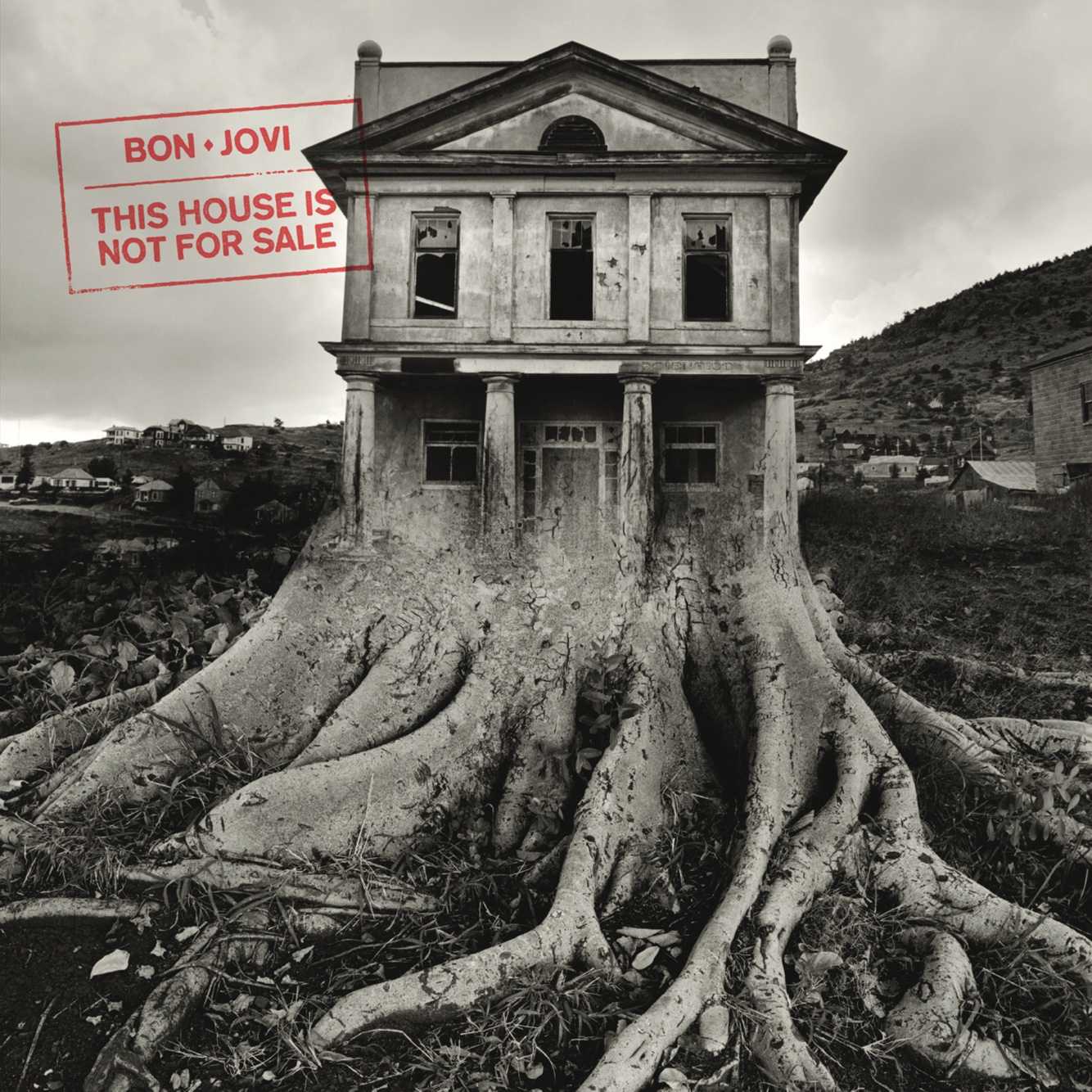 BON JOVI(본 조비) - THIS HOUSE IS NOT FOR SALE