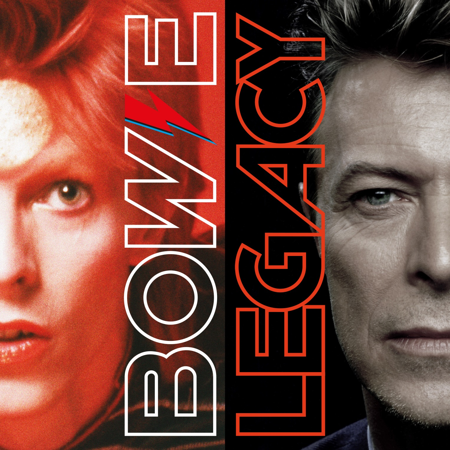 David Bowie (데이빗 보위) - [Legacy (The Very Best Of)] (2CD)