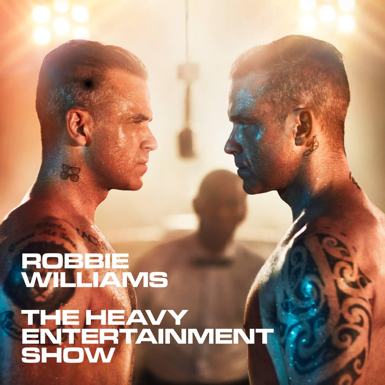 로비 윌리엄스 (Robbie Williams) - [The Heavy Entertainment Show]
