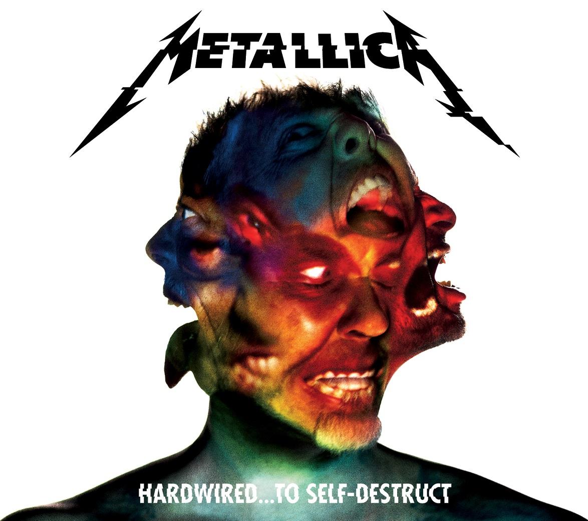 Metallica (메탈리카) - [Hardwired…To Self-Destruct] (Standard)