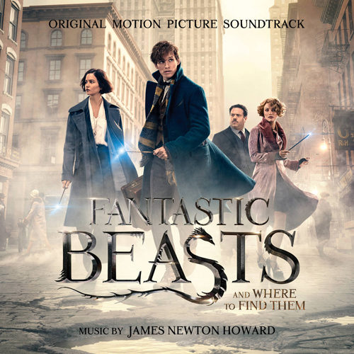 Fantastic Beasts and Where to Find Them (신비한 동물사전) - O.S.T. (James Newton Howard)