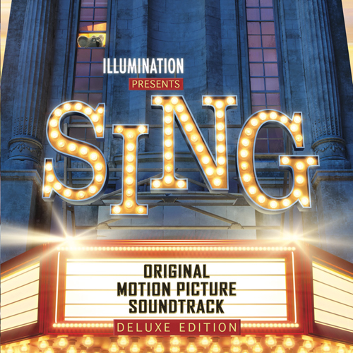 SING (씽) - O.S.T. [DELUXE EDITION]