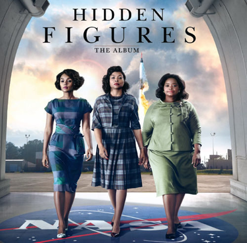 Hidden Figures: The Album (히든 피겨스) - O.S.T. (Pharrell Williams & Various Artists)