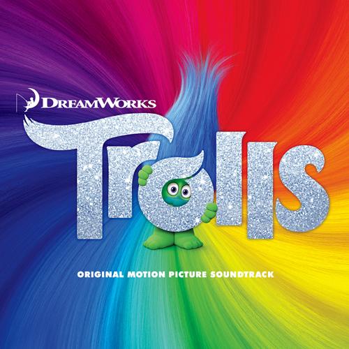 TROLLS (영화 트롤)  - O.S.T. (한정판 렌티큘러 카드 에디션)