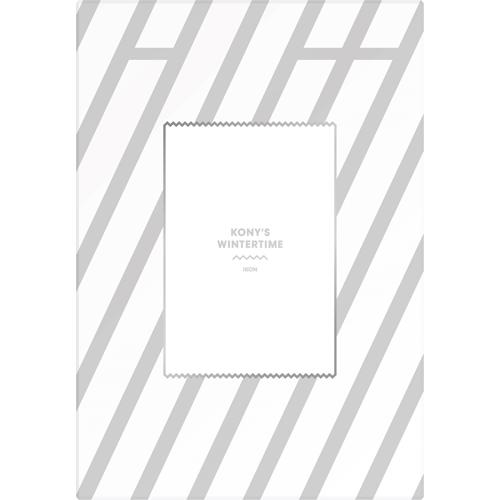 아이콘 (iKON) - iKON : KONY'S WINTERTIME (2 DISC / 예약구매 특전 포토카드 1종 증정 : ~ 2/21)