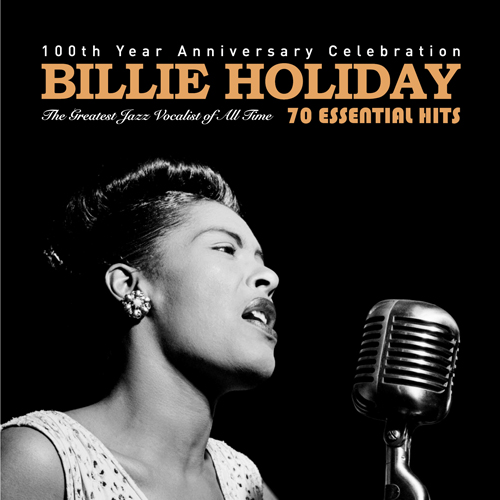 Billie Holiday (빌리 홀리데이) - 70 Essential Hits : 100th Year Anniversary Celebration (3CD,리마스터링)