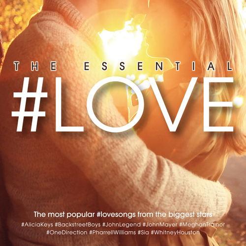The Essential #LOVE (해시태그 러브)