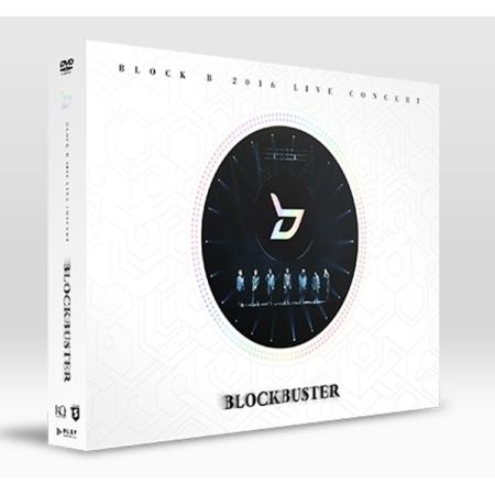블락비 (BLOCK B) - 2016 LIVE CONCERT BLOCKBUSTER DVD