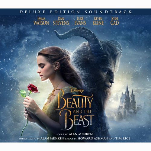 Beauty And The Beast (미녀와야수)  - O.S.T. (DELUXE EDITION)