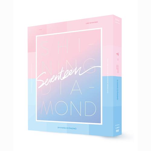 세븐틴 (SEVENTEEN) - 2016 LIKE SEVENTEEN – Shining Diamond CONCERT DVD