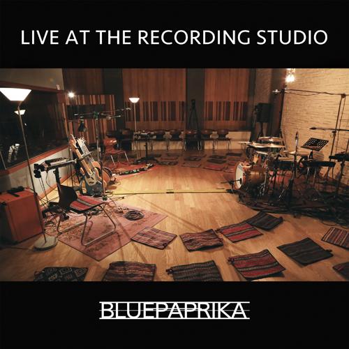 블루파프리카(BLUEPAPRIKA) - Live at the Recording Studio (2CD)