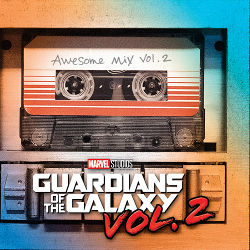 Guardians Of The Galaxy 2 (가디언즈 오브 갤럭시 2) - O.S.T.
