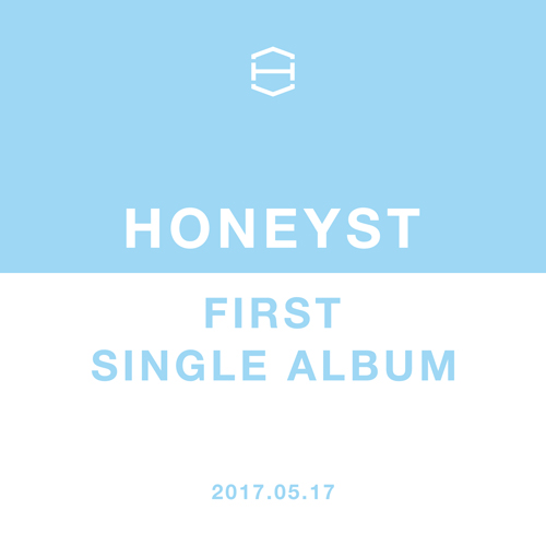 HONEYST (허니스트) - 싱글 1집 [반하겠어]