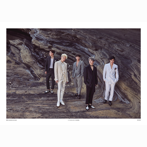 젝스키스(SECHSKIES) - THE 20TH ANNIVERSARY EXHIBITION - POSTER SET