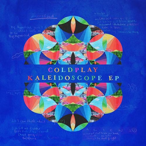콜드플레이(Coldplay) - Kaleidoscope EP (수입반)