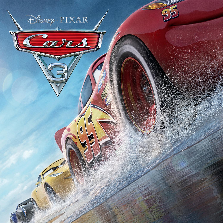 Cars 3 - O.S.T. (수입반)