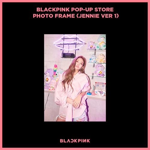블랙핑크 (BLACKPINK) - BLACKPINK POP-UP STORE PHOTO FRAME (JENNIE VER 1)